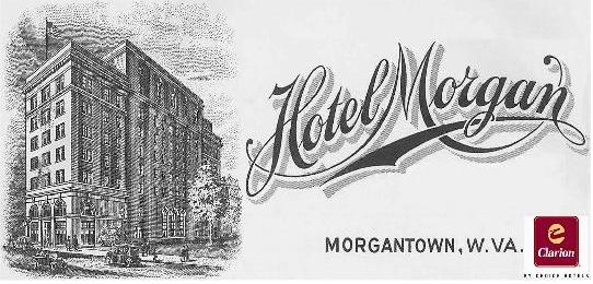 clarion hotel morgan, haunted hotels, hotel morgan