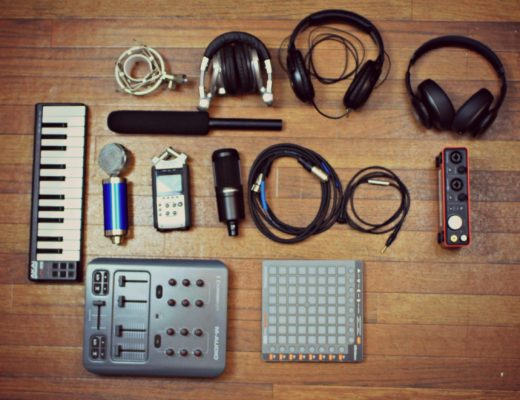audio gear